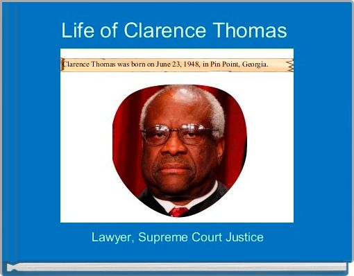Life of Clarence Thomas