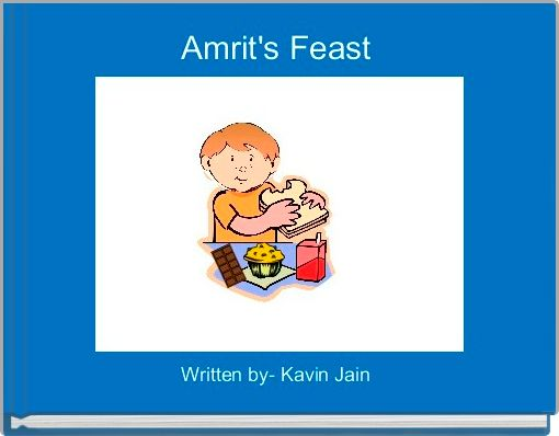Amrit's Feast