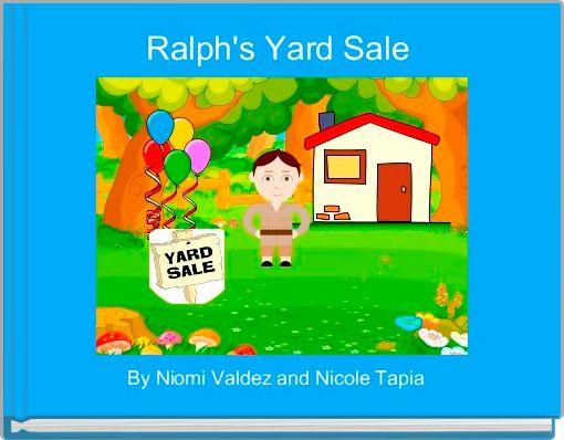 Ralph's Yard Sale