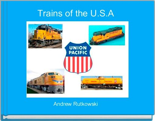 Trains of the U.S.A