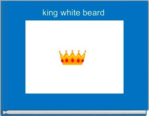 king white beard