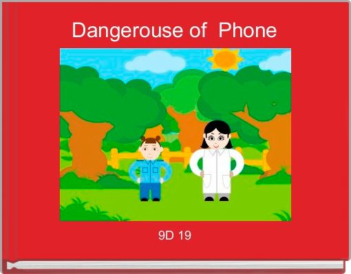 Dangerouse of  Phone