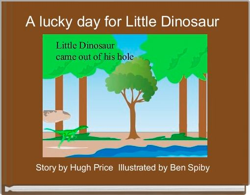 A lucky day for Little Dinosaur