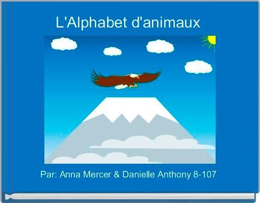 L'Alphabet d'animaux