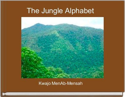 The Jungle Alphabet