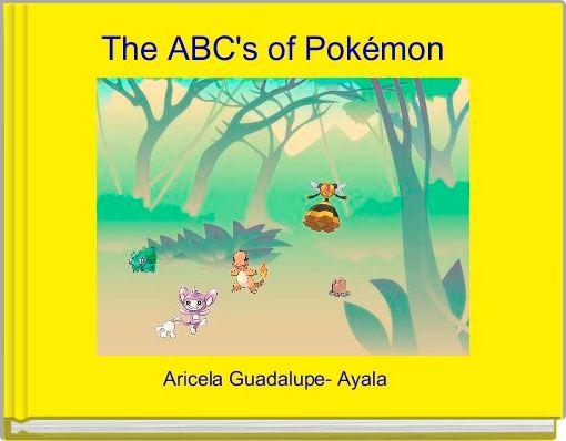 The ABC's of Pokémon
