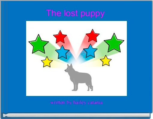 The lost puppy
