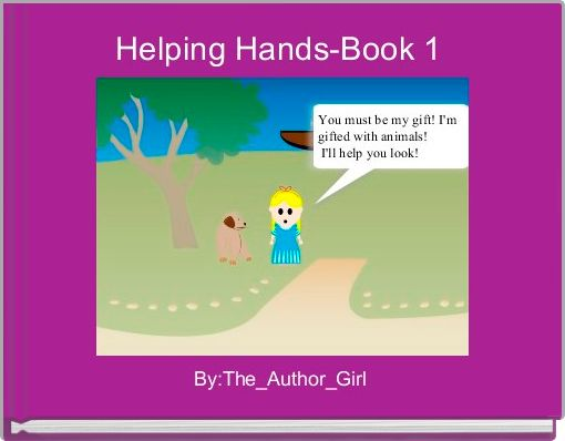 Helping Hands-Book 1