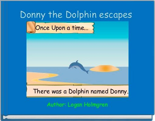 Donny the Dolphin escapes