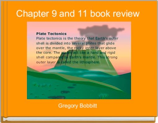 Chapter 9 and 11 book review