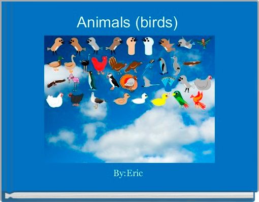Animals (birds)