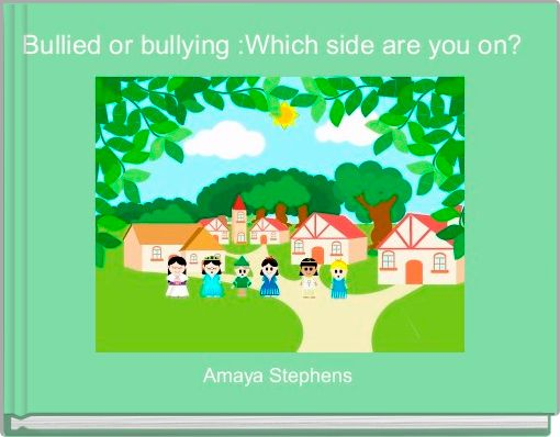 Bullied or bullying :Which side are you on?