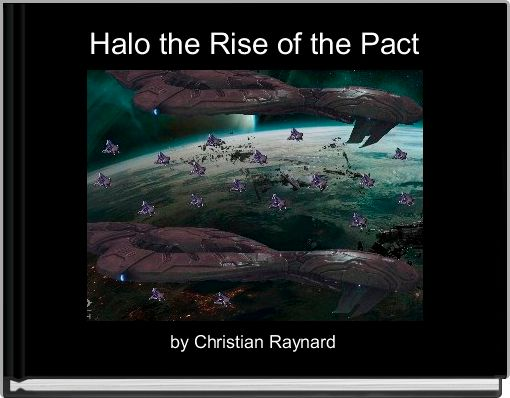 Halo the Rise of the Pact