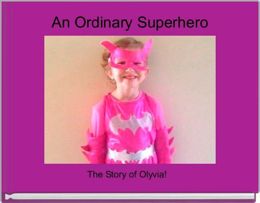 An Ordinary Superhero