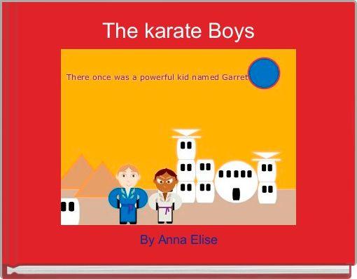 The karate Boys