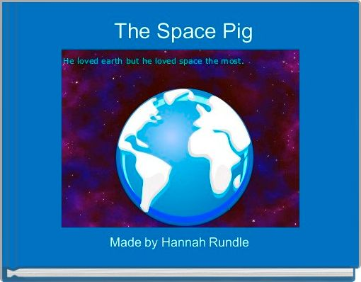 The Space Pig
