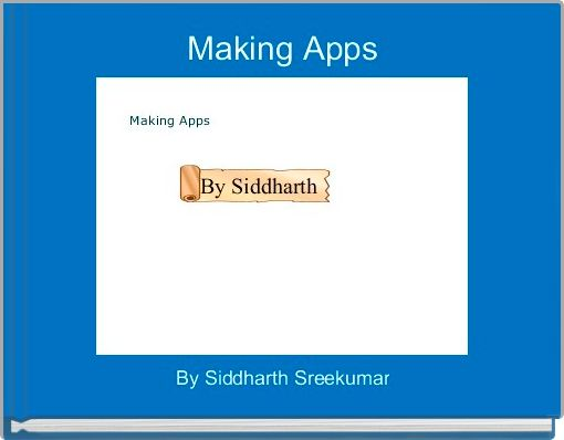 Making Apps
