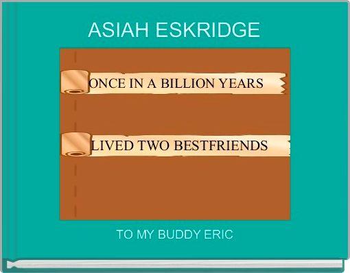 ASIAH ESKRIDGE