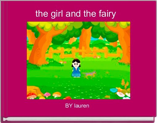 the girl and the fairy