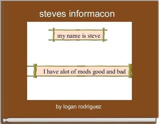steves informacon