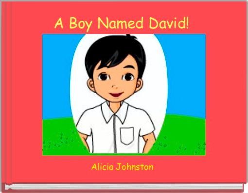 A Boy Named David!