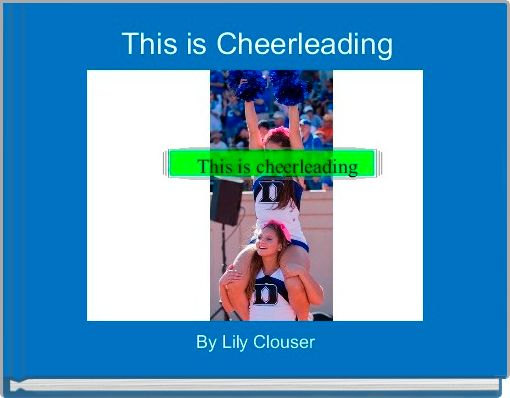 This is Cheerleading