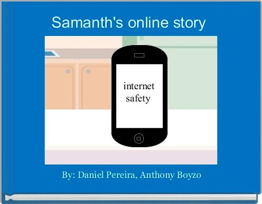 Samanth's online story