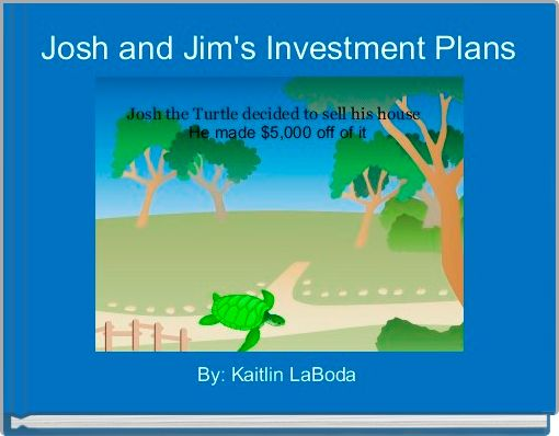 Josh and Jim's Investment Plans