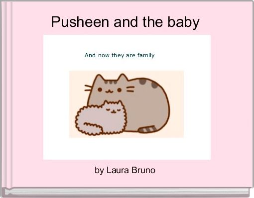 Pusheen and the baby