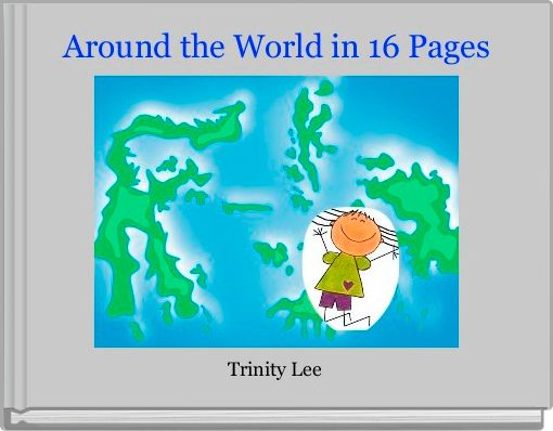 Around the World in 16 Pages