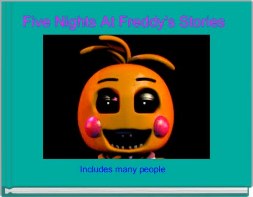 Five Nights At Freddy's Stories