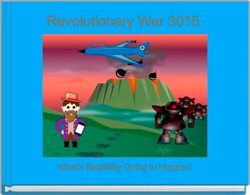 Revolutionary War 3015