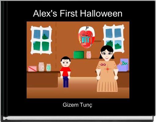 Alex's First Halloween