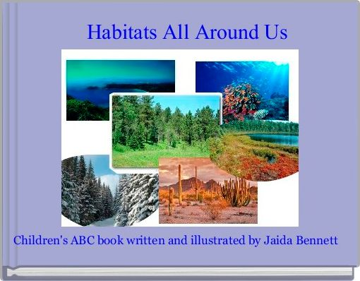 Habitats All Around Us