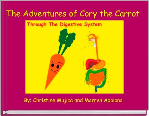 The Adventures of Cory the Carrot