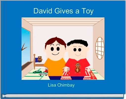 David Gives a Toy