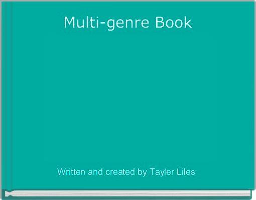 Multi-genre Book