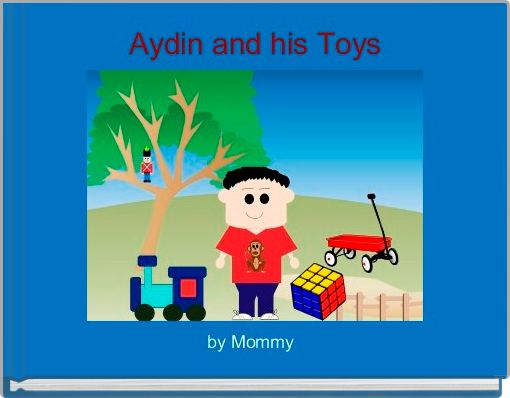 Aydin and his Toys