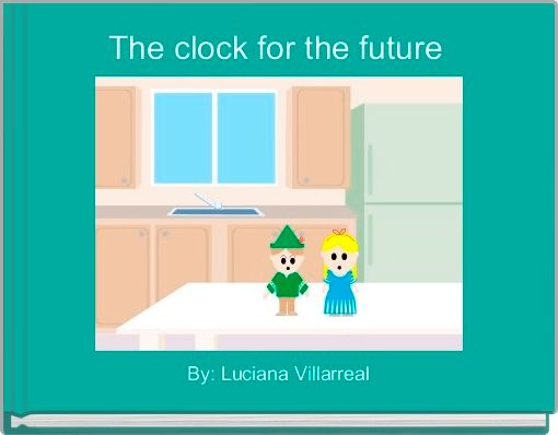 The clock for the future