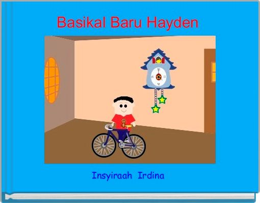 Basikal Baru Hayden