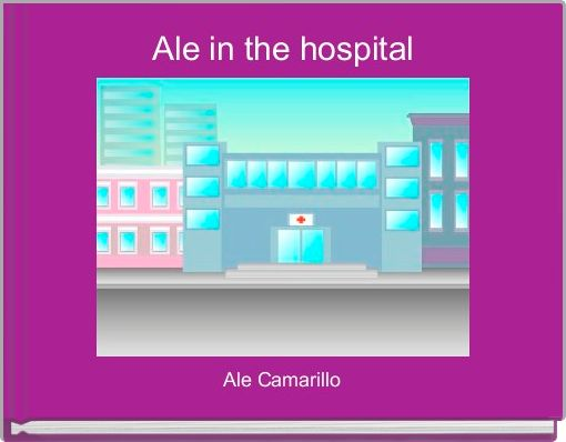 Ale in the hospital