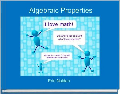 Algebraic Properties