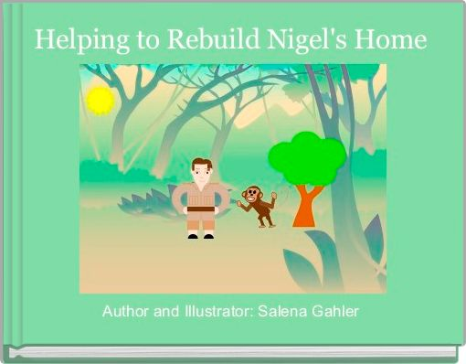Helping to Rebuild Nigel's Home