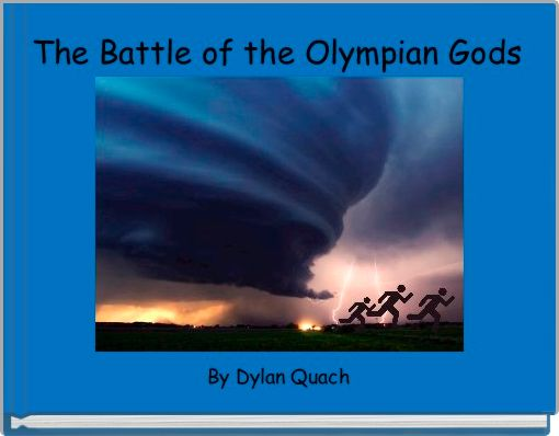 The Battle of the Olympian Gods