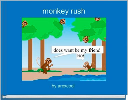 monkey rush