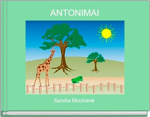 ANTONIMAI