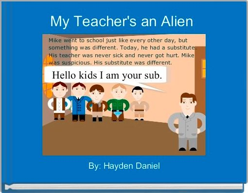 My Teacher's an Alien