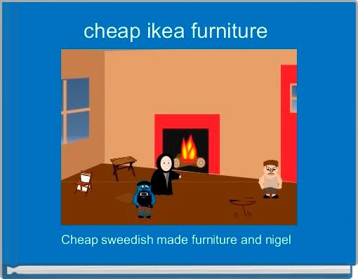 cheap ikea furniture
