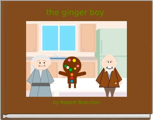 the ginger boy