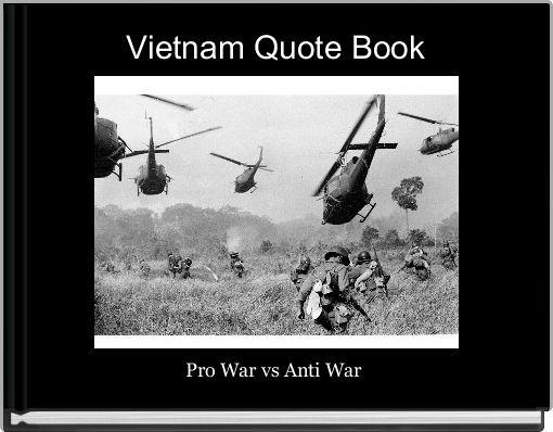 Vietnam Quote Book